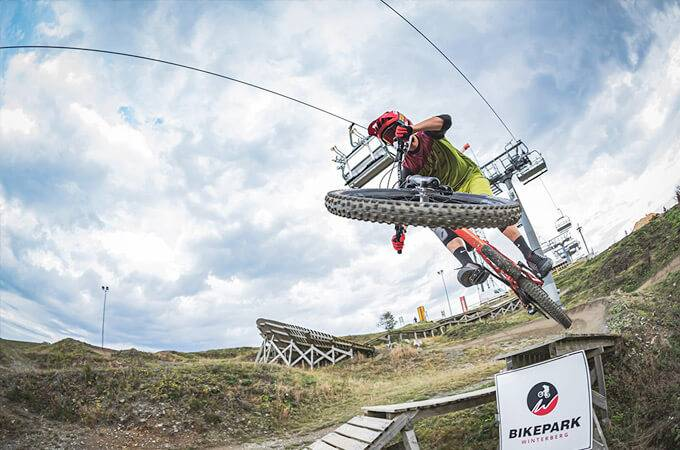 Winterberg Bike Park - Germany